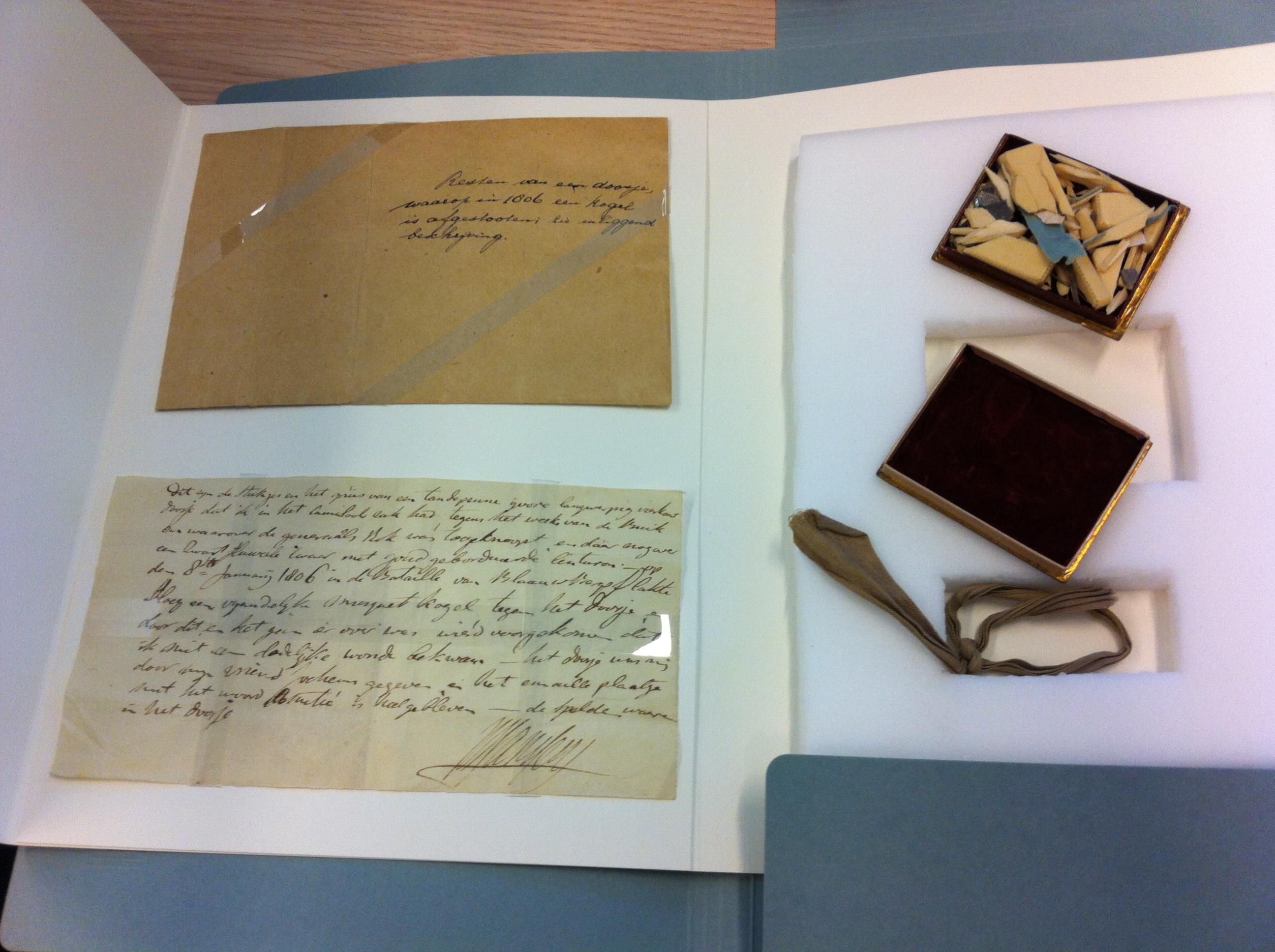 Liefde voor de archieven: Privéarchieven
