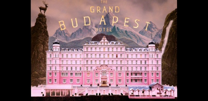 Recensie: The Grand Budapest Hotel