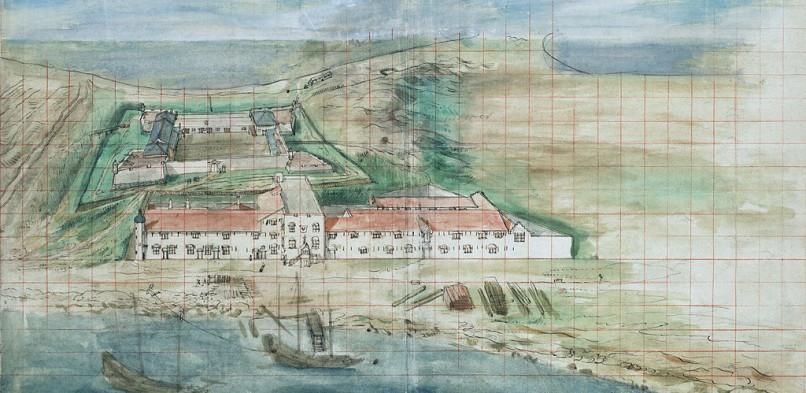 Het verleden verbeeld: De belegering van Fort Zeelandia