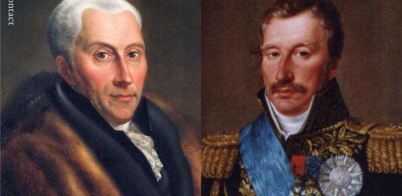 Recensie: Edwin van Meerkerk, De gebroeders Van Hogendorp