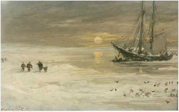 Vriend en Vijand – De expedities van de Willem Barents 1878-1884