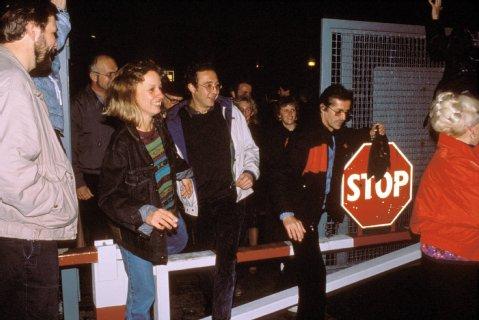 Van onze man uit Berlijn: het 25e jubileum van de Mauerfall