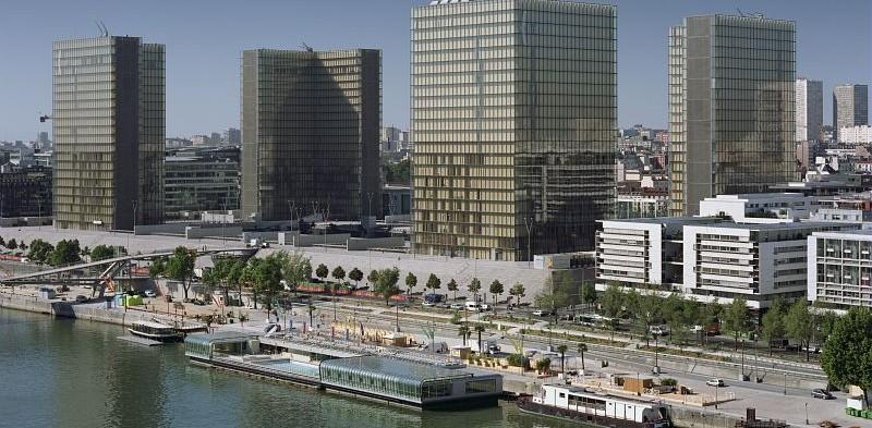 Onze man in Parijs: la Très Grande Bibliothèque