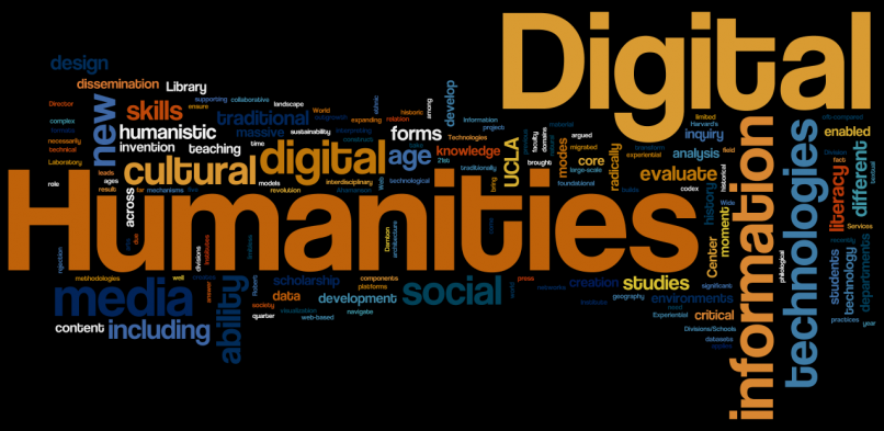 Column – Digital Humanities