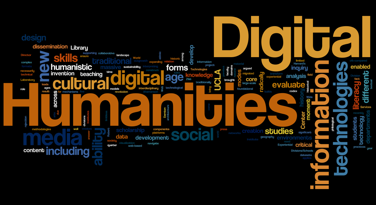 Column – Digital Humanities