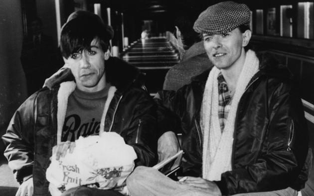 """""""Heroes"""". Bowie in Berlijn"""