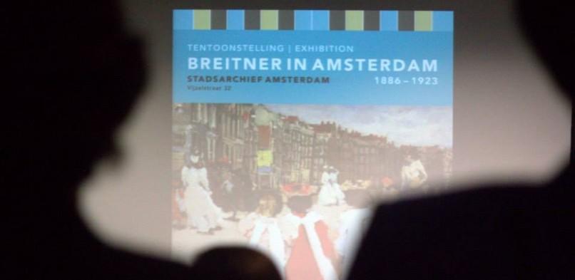 Stadsfotografen: Breitner