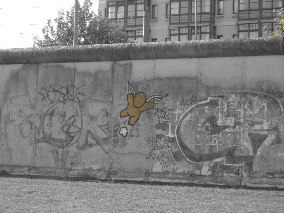 Von der Teilung zur Einheit: de val van de muur