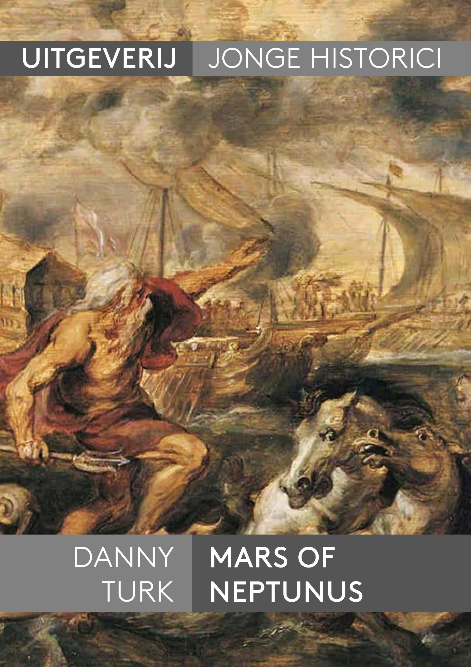 Longread: Danny Turk, A Great Game at Sea: het veiligheidsdilemma in de Indische Oceaan