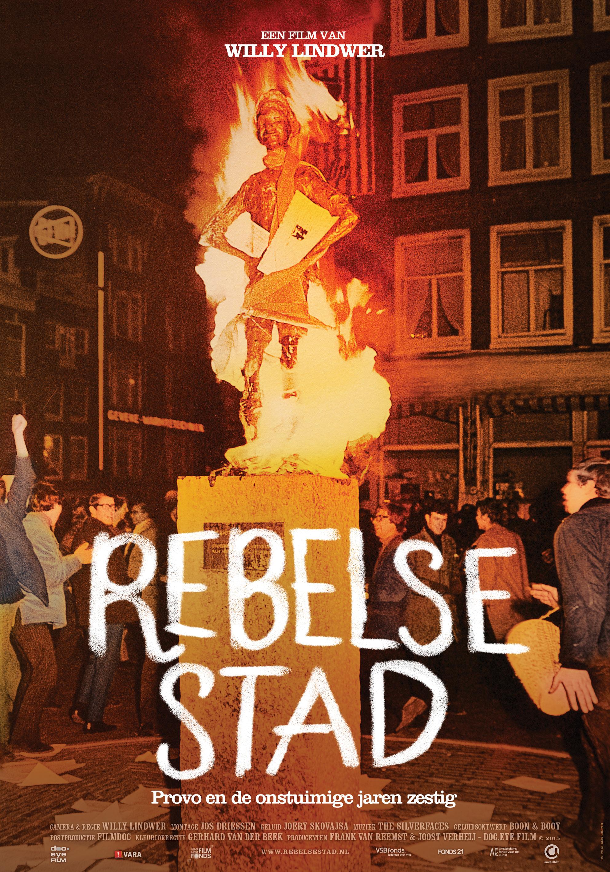 Recensie: 'Rebelse Stad – provo en de onstuimige jaren 60'