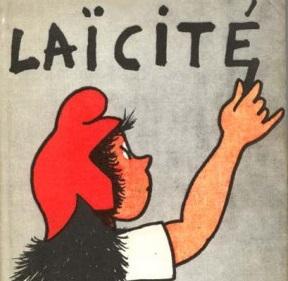Onze man in Parijs: Liberté, Égalité, Laïcité!