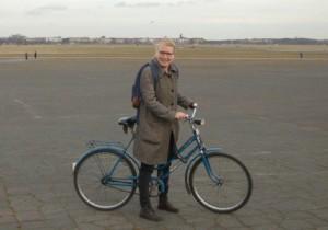 Foto onze vrouw in Berlijn