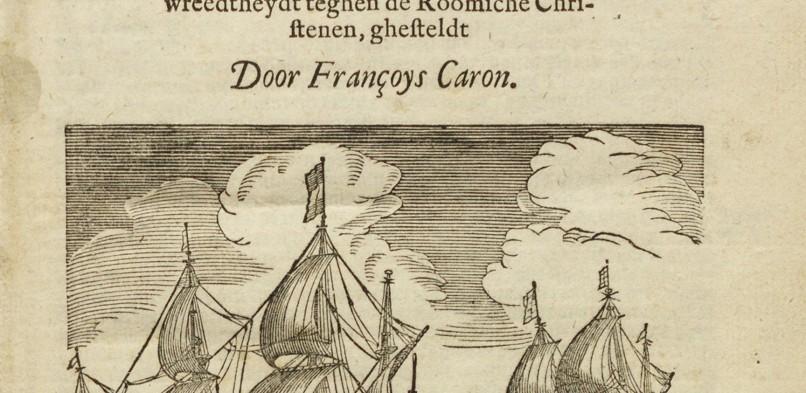 Bundel: Maarten Aleva, François Carons kijk op Japan in het begin van de zeventiende eeuw. Hoe Europa kennis maakte met een eiland aan de andere kant van de wereld (Entree)