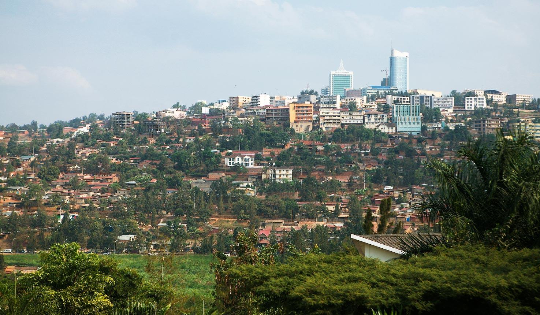 Hoofdstad Kigali