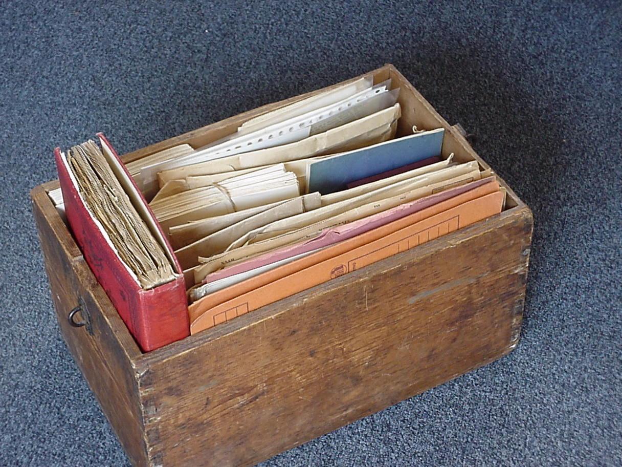 Liefde voor de Archieven: Spiritistische verenigingen en parapsychologische onderzoeken