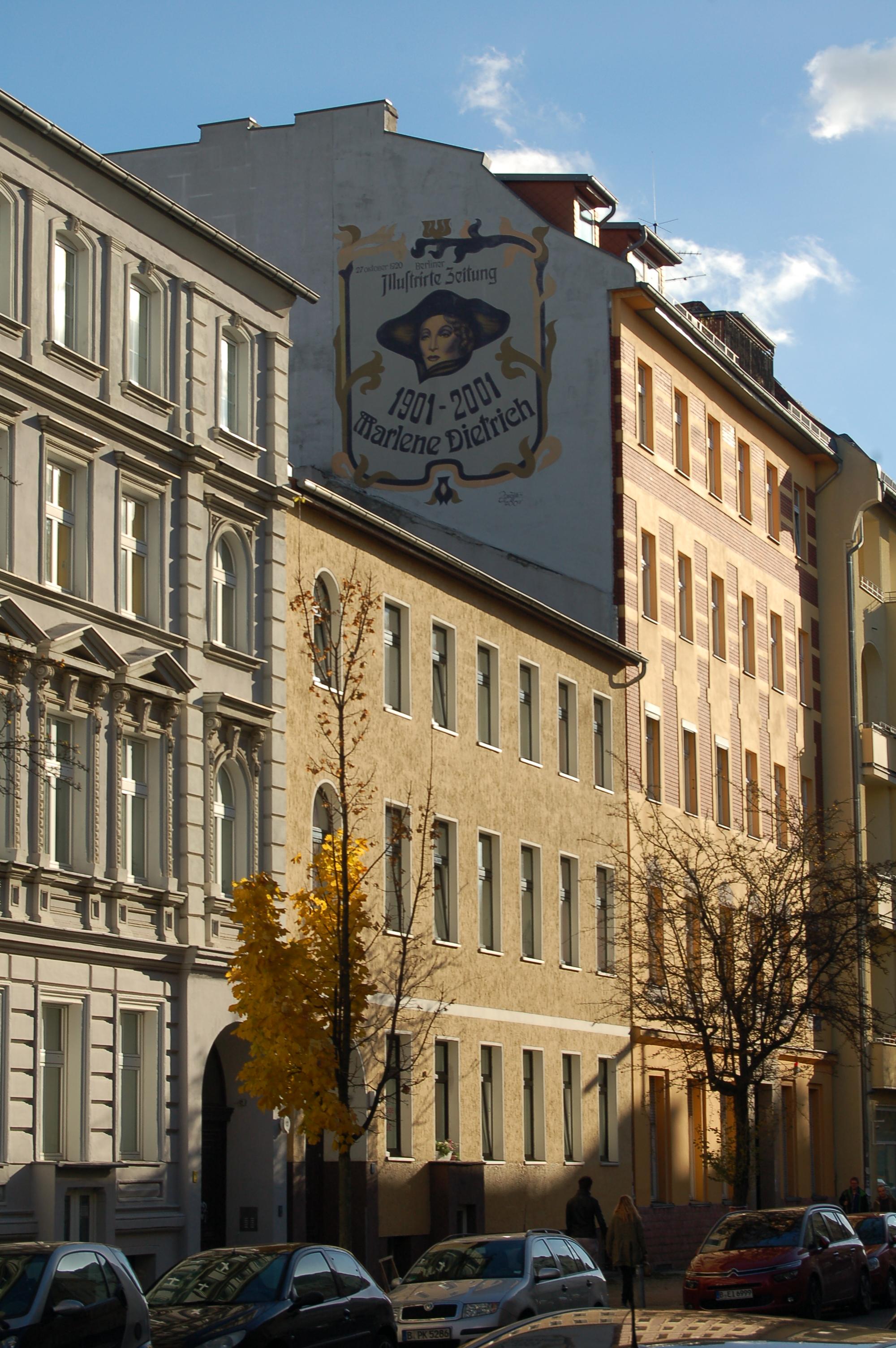 Onze man in Berlijn: Waar ik woon