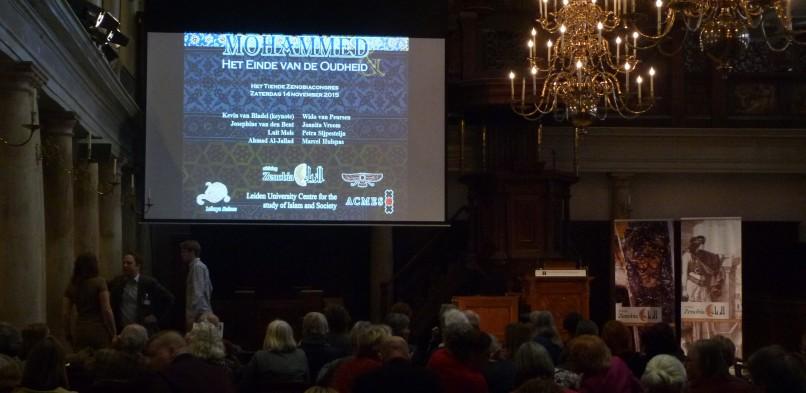 Verslag Zenobia Congres 14 november 2015: 'Mohammed en het einde van de oudheid'
