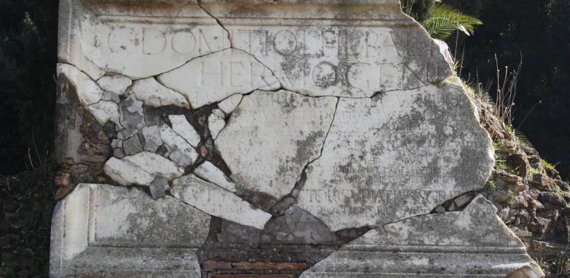 De sprekende grafsteen van Fabius Hermogenes uit Ostia