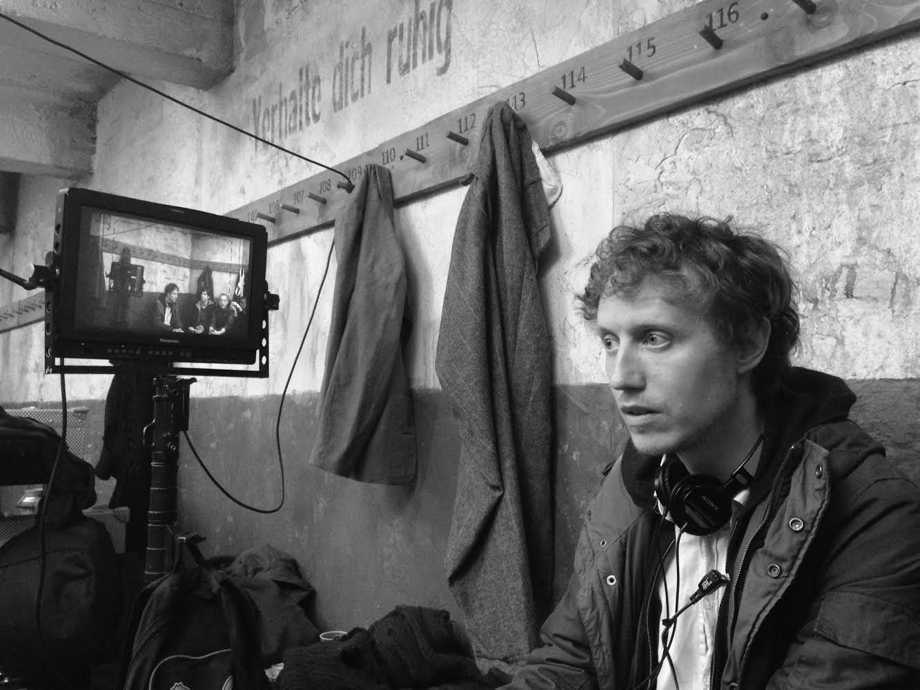 Regisseur van 'Son of Saul', László Nemes.