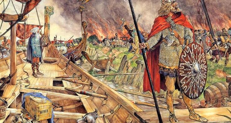 Onze man in Zweden: De Viking verbeeld