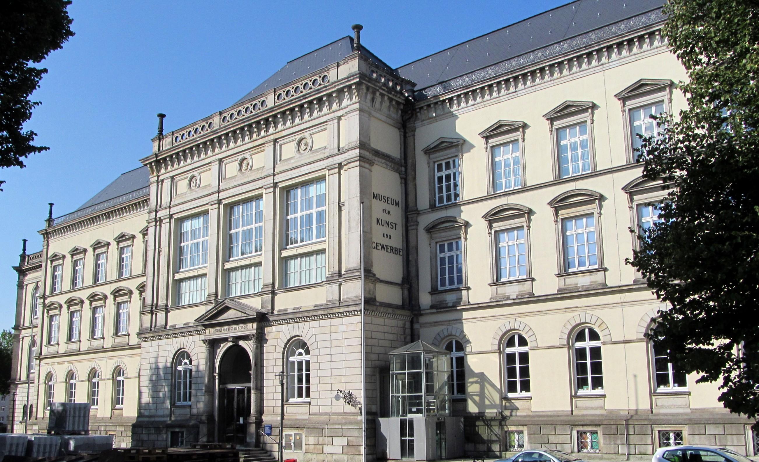 Onze vrouw in Hamburg: Het MKG – een kunstmuseum in de Nazitijd