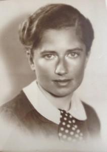 Madeleine Pauliac (1912-1946)