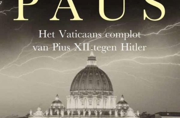 Recensie: Mark Riebling – Spionnen van de paus.