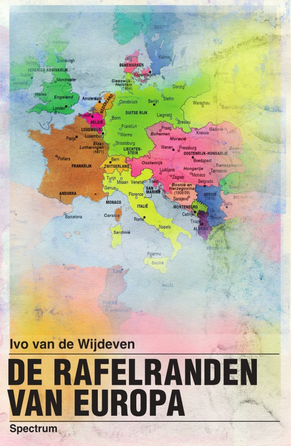Recensie: Ivo van de Wijdeven – De rafelranden van Europa
