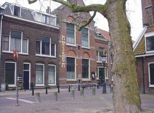 Het Nederlands Volksbuurtmuseum in Utrecht.