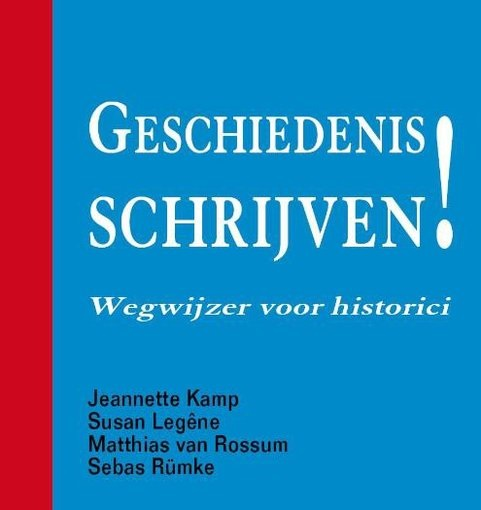 Recensie – Geschiedenis schrijven!