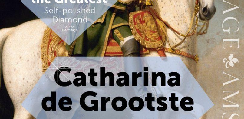 Recensie: tentoonstelling 'Catharina de Grootste. Zelfgeslepen diamant'