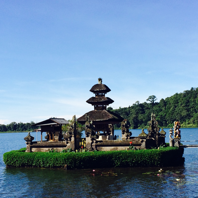 Onze vrouw in Azië – Bali