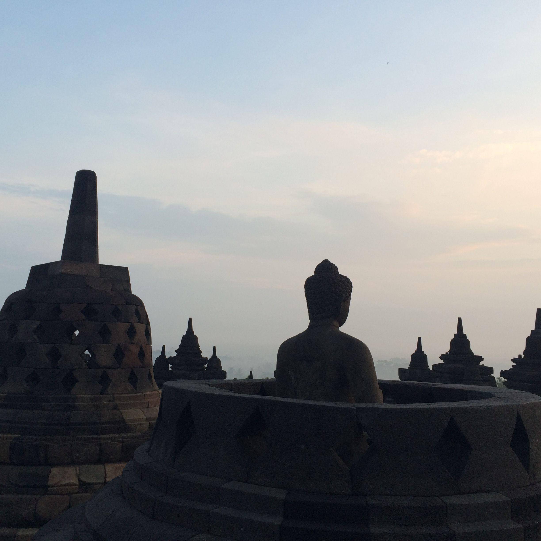 Onze vrouw in Azië – Java