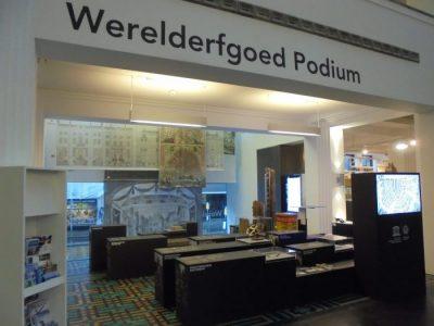Reportage: het Werelderfgoed Podium