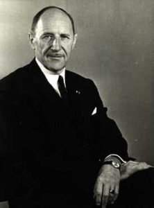 Joseph Luns.