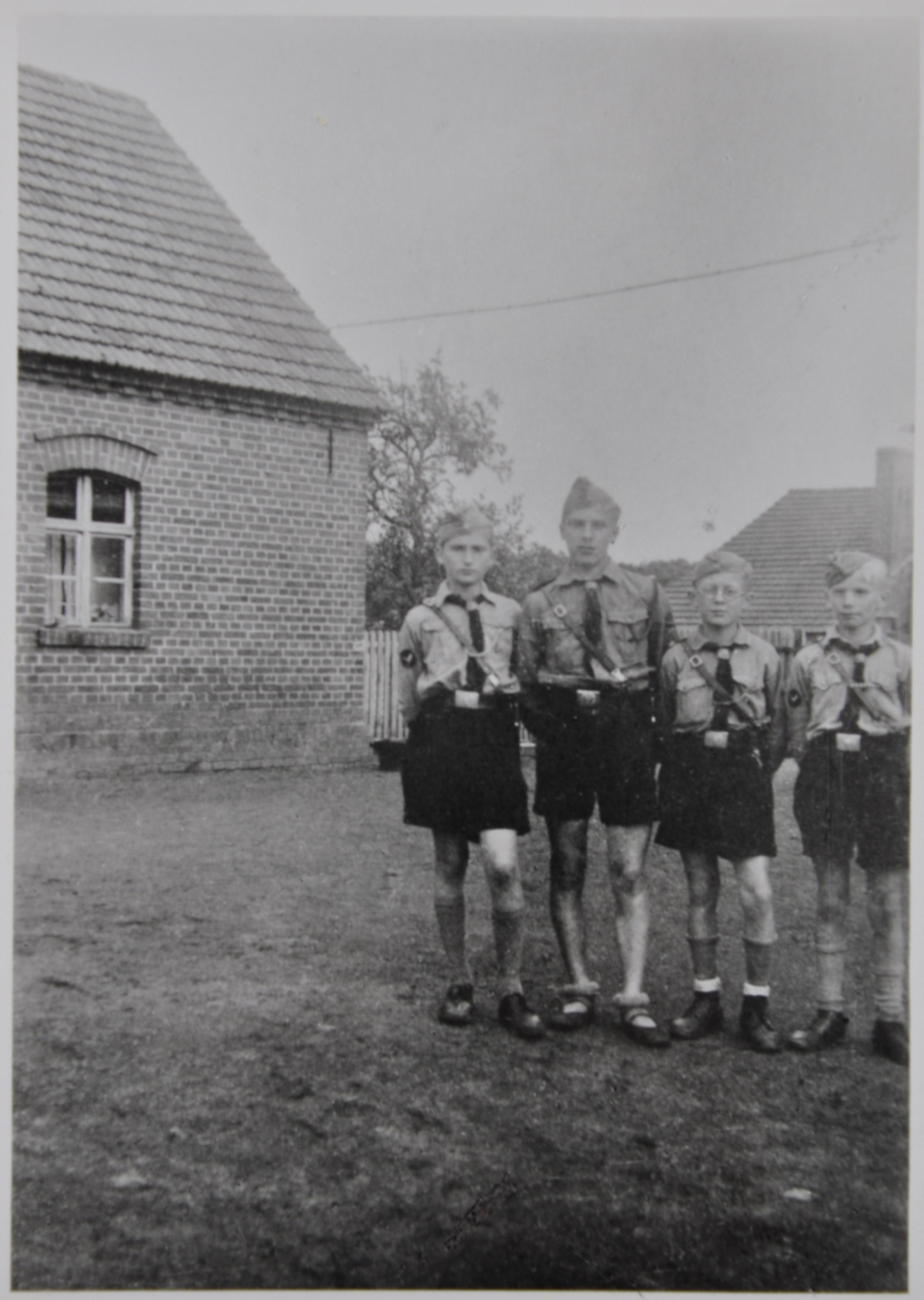 Verwant Verleden: Hans-Joachim Gersch. Op de vlucht voor de Russen