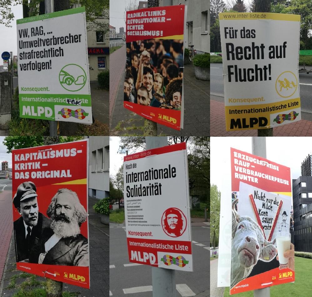 Onze vrouw in Münster: Deelstaatverkiezingen in het vooruitzicht