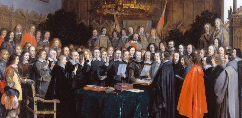 Onze vrouw in Münster: de vrede van Münster binnen handbereik