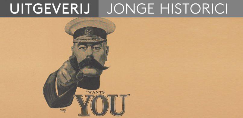 Vacature: Jonge Historici zoekt een hoofdredacteur voor de Uitgeverij!
