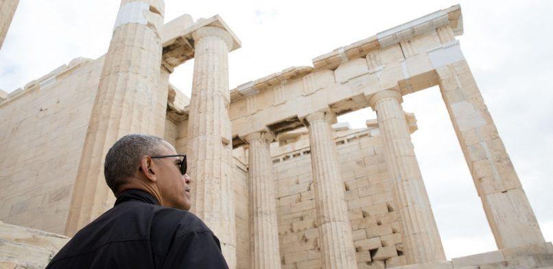 Uit de schaduw: Uit de schaduw van de Acropolis