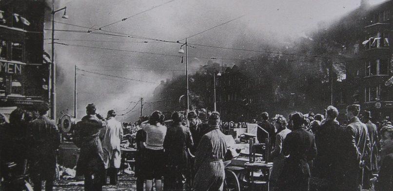 Uit de schaduw: Rotterdams 'vergeten bombardement' door de ogen van mijn oma