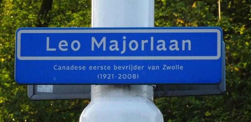 Uit de schaduw: Leo Major: 'dé bevrijder van Zwolle'