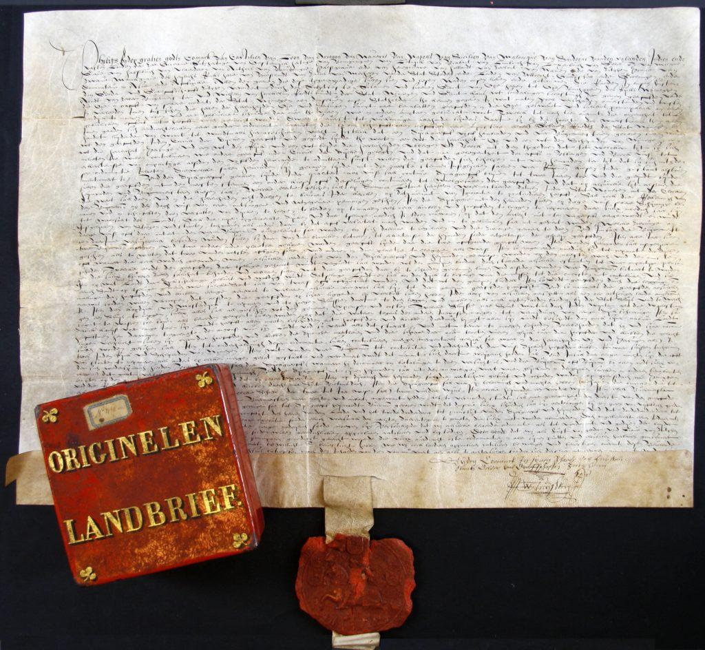 Landbrief