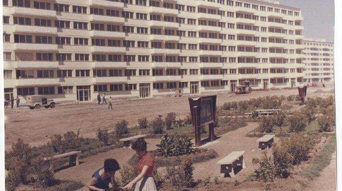 Boekarest, van microraion tot megastad: het leven in de buurt