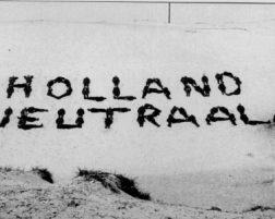 Nederlandse propaganda in de Eerste Wereldoorlog: Holland Neutraal