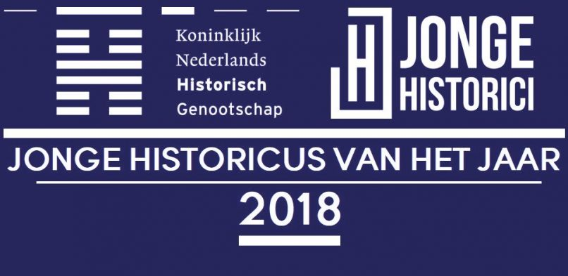Evenement: De Nacht is Jong – Verkiezing Jonge Historicus van het Jaar 2018