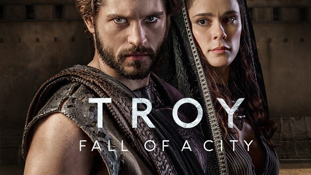 Recensie: Troy: Fall of a City