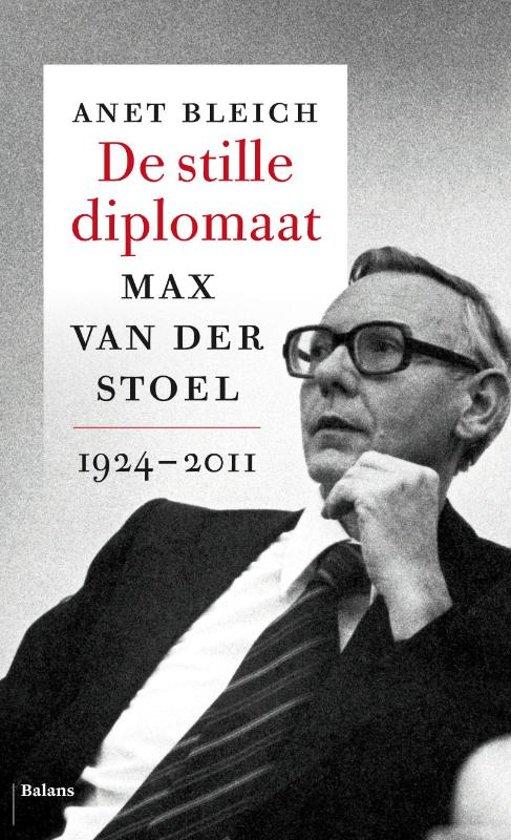 Recensie: Anet Bleich – De stille diplomaat