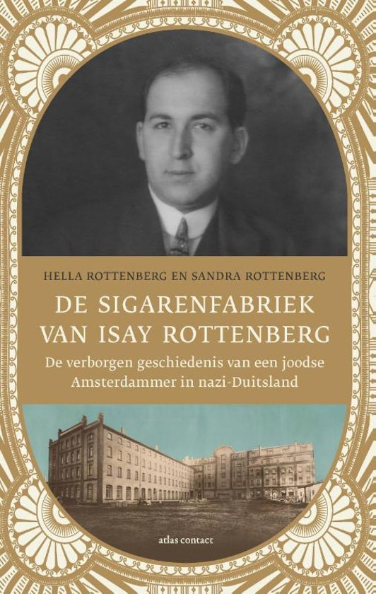 Recensie: Hella & Sandra Rottenberg – De sigarenfabriek van Isay Rottenberg
