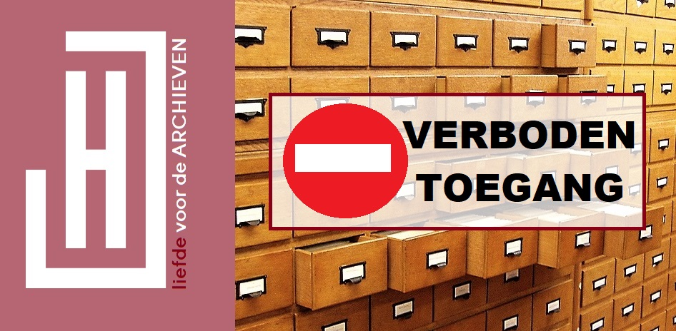 Liefde voor de archieven: Vrije toegang vereist